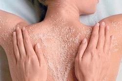 Massaggio corpo Esfoliante